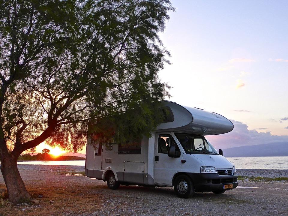 Camping Urlaub in Frankreich